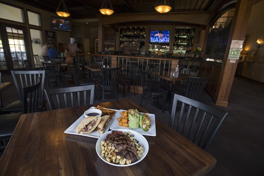 Oaks bar & grill an exclusive treat the columbian