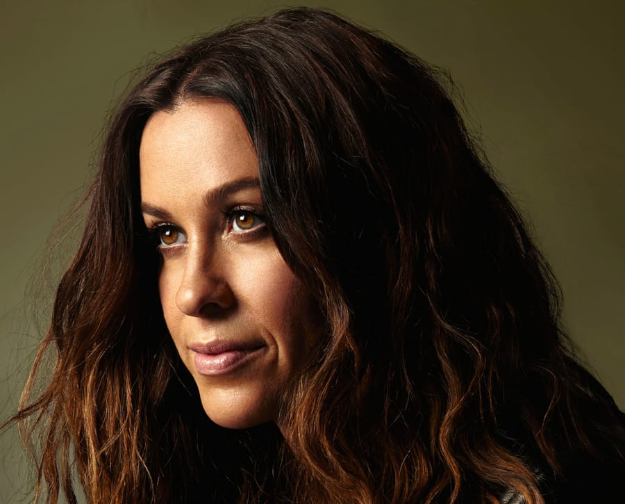Alanis Morissette will play a special acoustic show at ilani on Sept. 16.