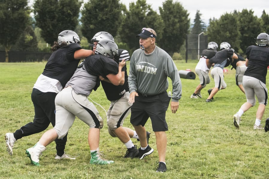 how to become a high school assistant football coach