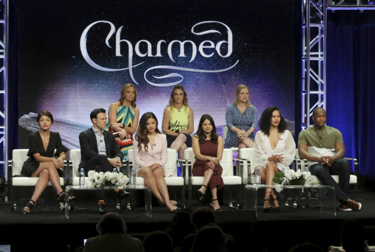 Charmed' reboot cast, producers defend TV show as 'story for
