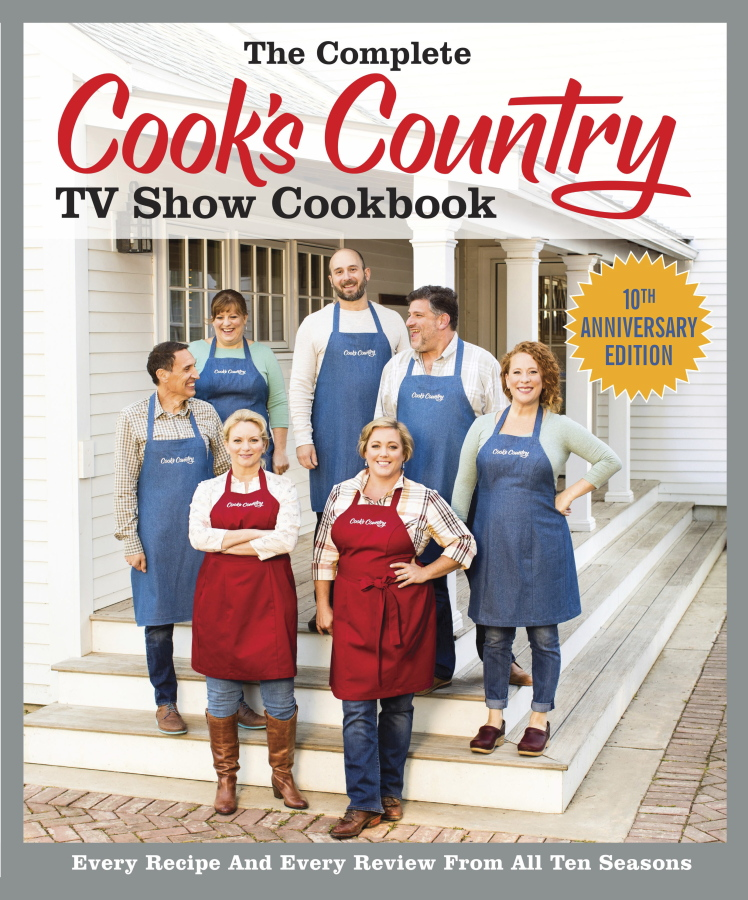 Cook S Country Cookbook America S Test Kitchen