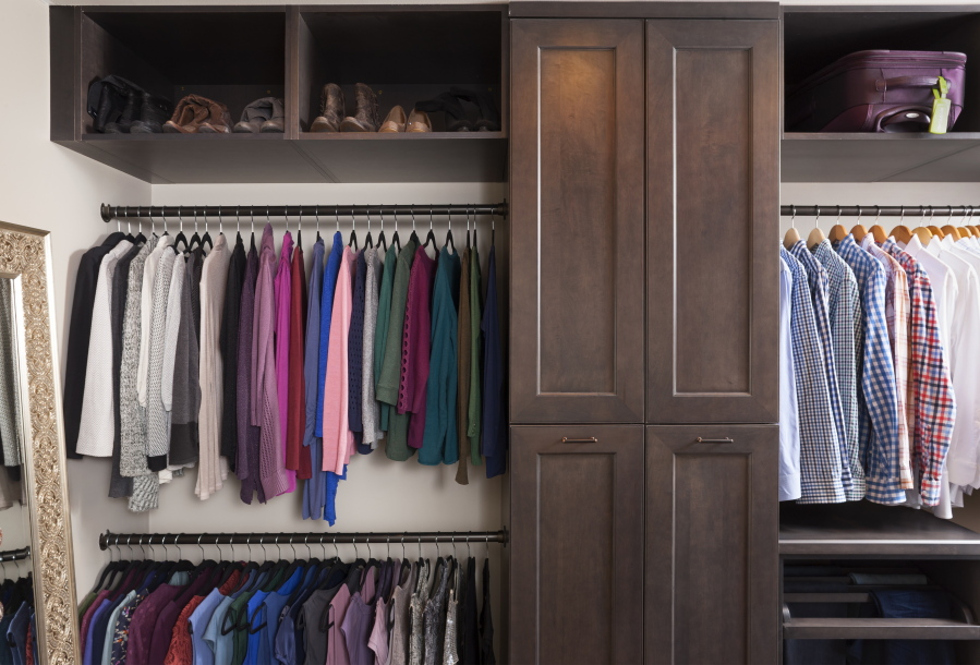 A Closet Designed By Elena Eskandari, An Interior Designer Specialist At  Case Design. This