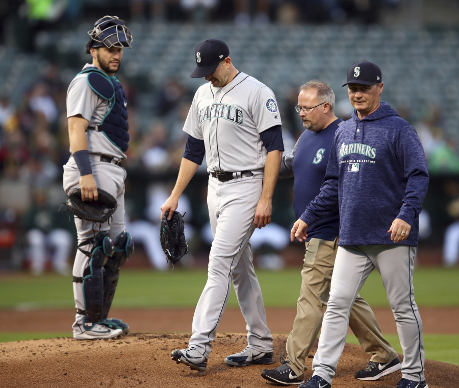 Cano Returns, Paxton Exits In Mariners Loss