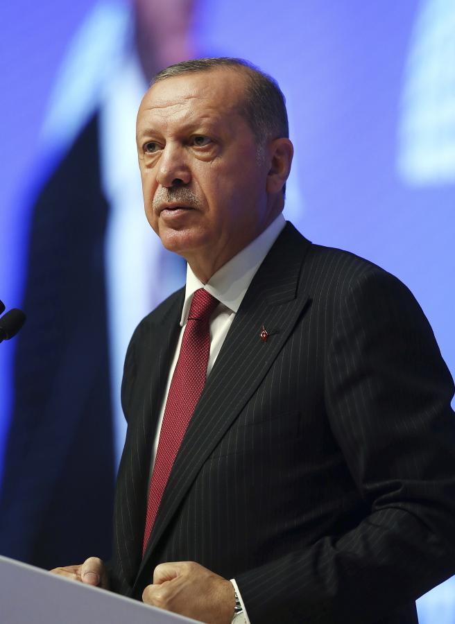 Turkey to boycott us made electronics the columbian recep tayyip erdogan turkeys president stopboris Images