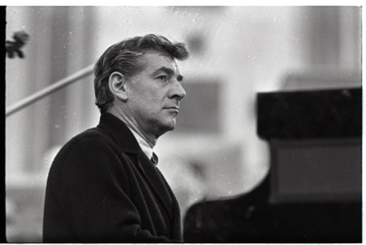 Leonard Bernstein would have turned 100 in August. The composer-conductor is being celebrated with more than 3,300 events worldwide over two seasons, continuing into next year.