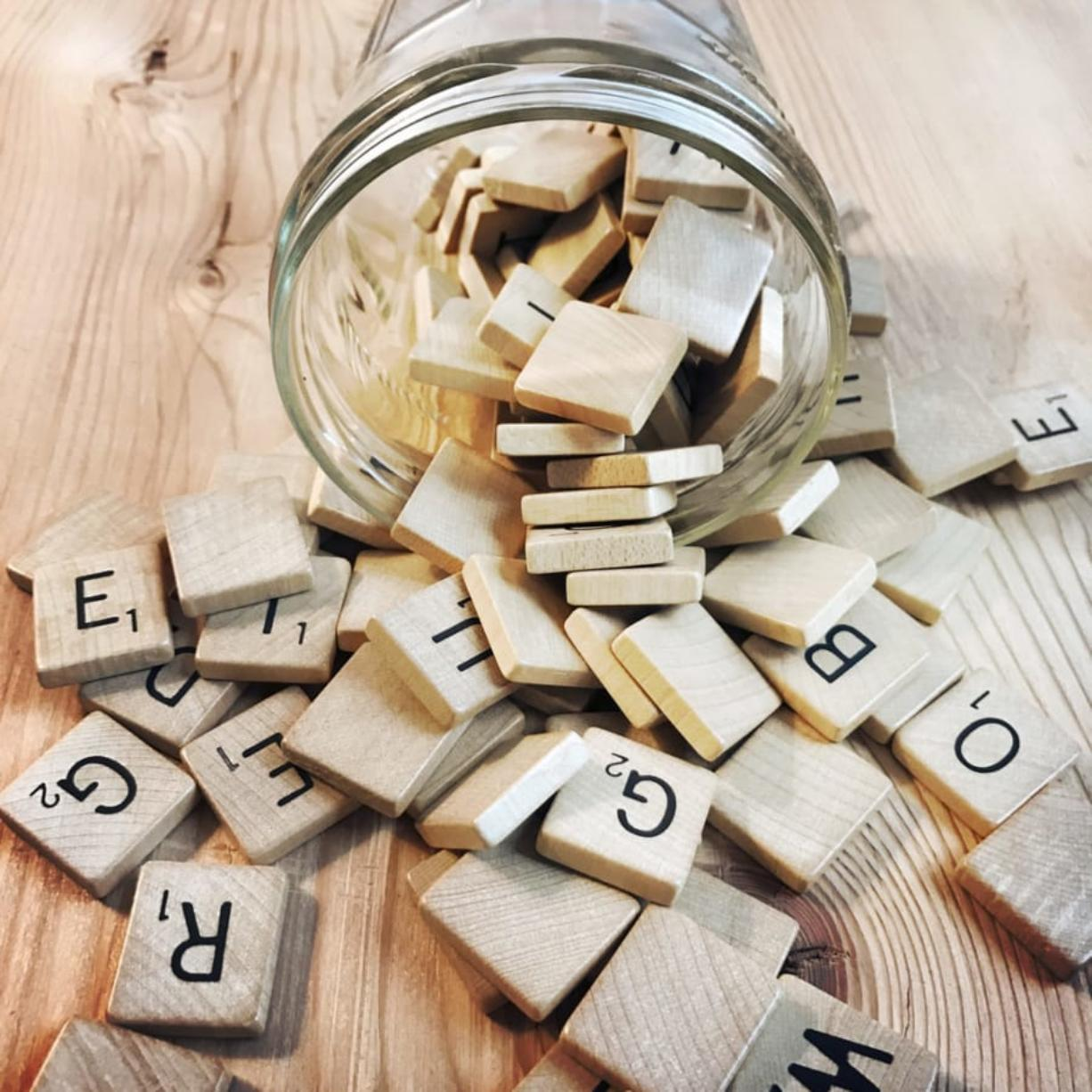 """Merriam-Webster's sixth edition of """"The Official Scrabble Players Dictionary"""" includes some words with some potent scoring potential. iStock"""
