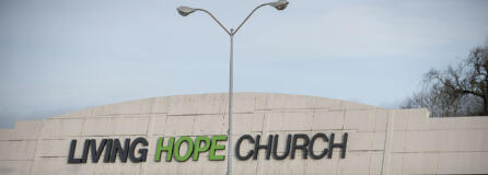 Living Hope Church was co-founded by former pastor John Bishop.