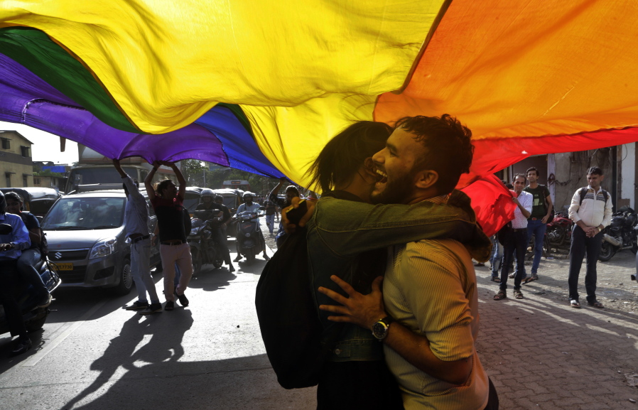 Homosexual acts in india