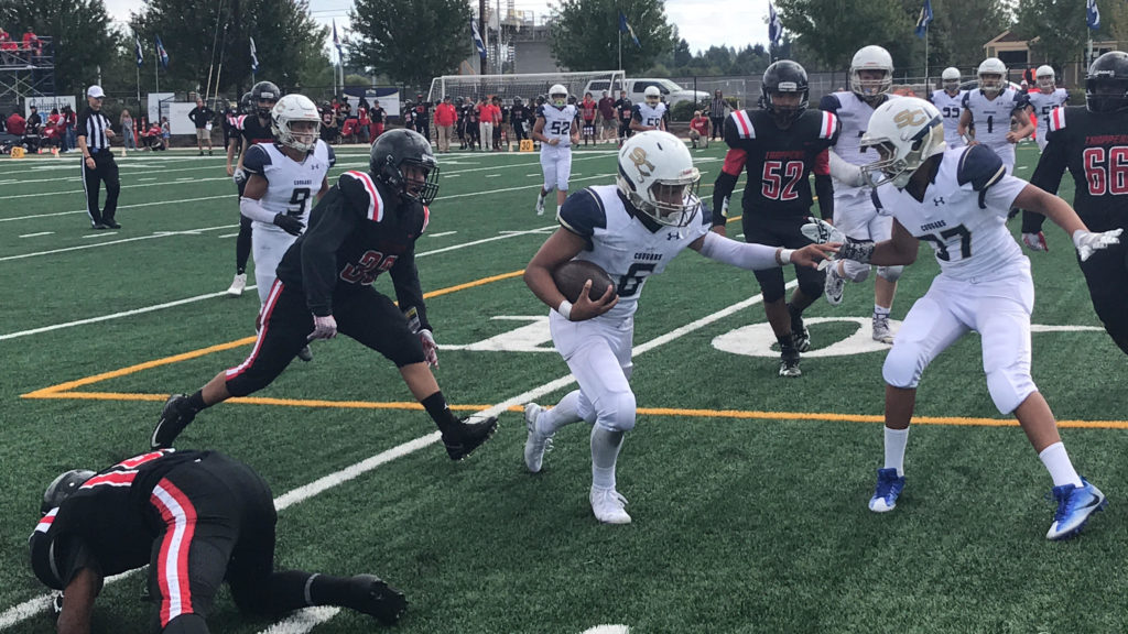 d774edff90b Seton Catholic records program s first shutout in victory over Fort  Vancouver