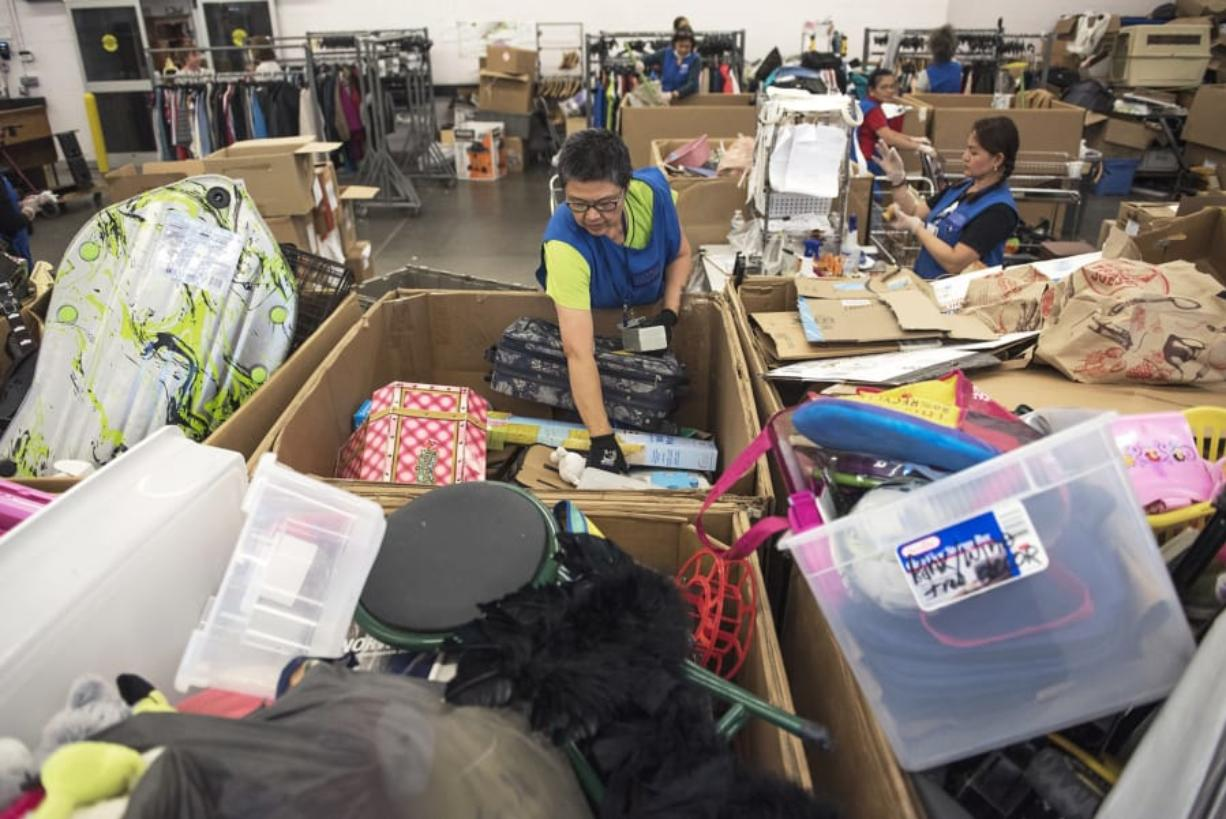 Goodwill, Clark County thrift stores satisfy bargain-hunting