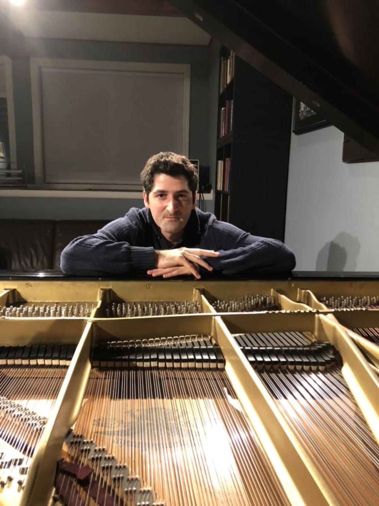 Pianist Dimitri Zhgenti and the Vancouver Symphony Orchestra will feature the seldom-heard Aram Khachaturian's Piano Concerto this weekend.