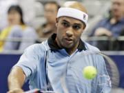 Former U.S. tennis player James Blake will visit the Vancouver Tennis Center on Nov. 3, 2018.