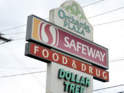 The Orchards Safeway at 11696 N.E. 76th St. closed in May 2016.