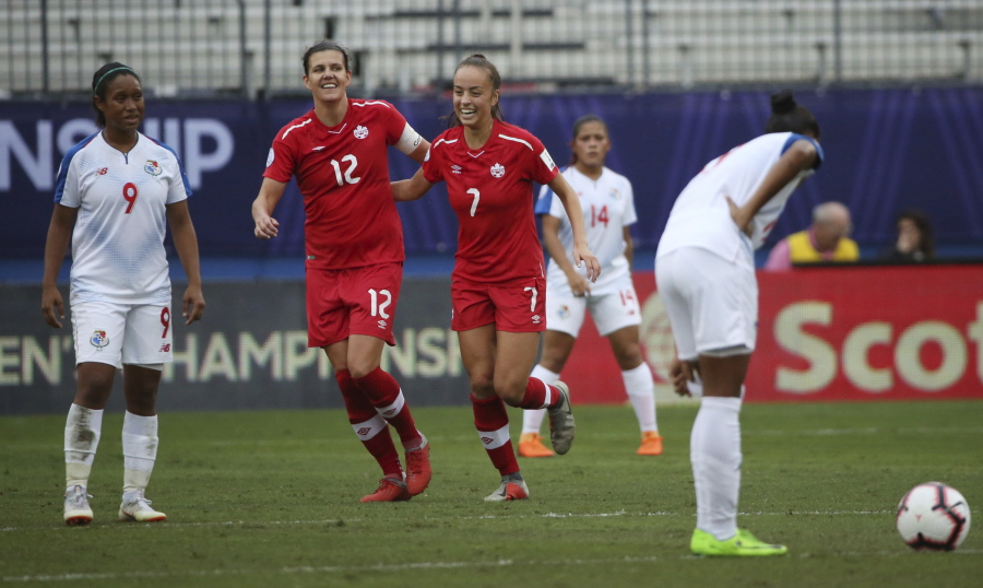 U S Headed To Women S World Cup With 6 0 Win Over Jamaica The
