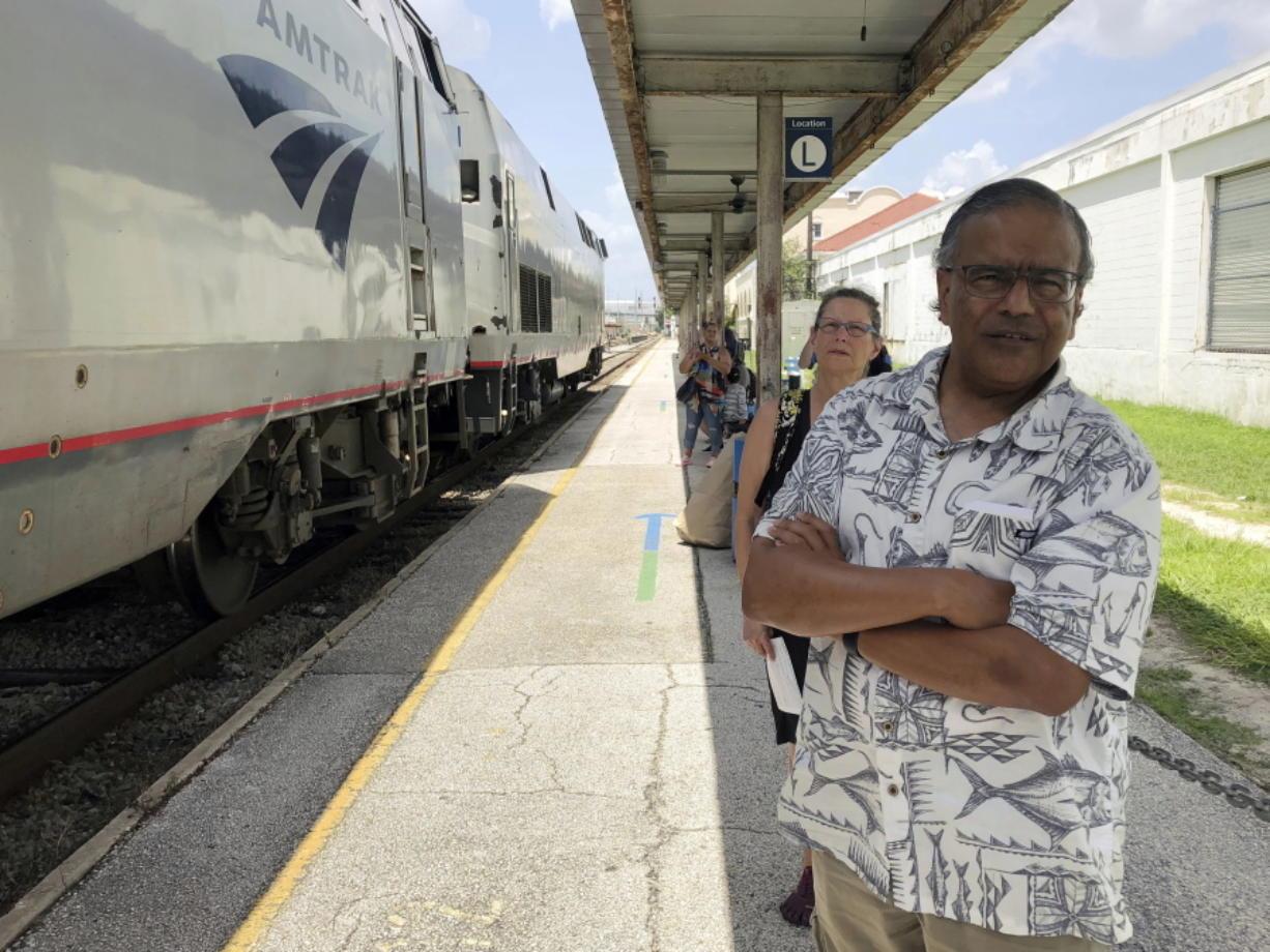 Train lovers forge lifelong friendships through rail travel