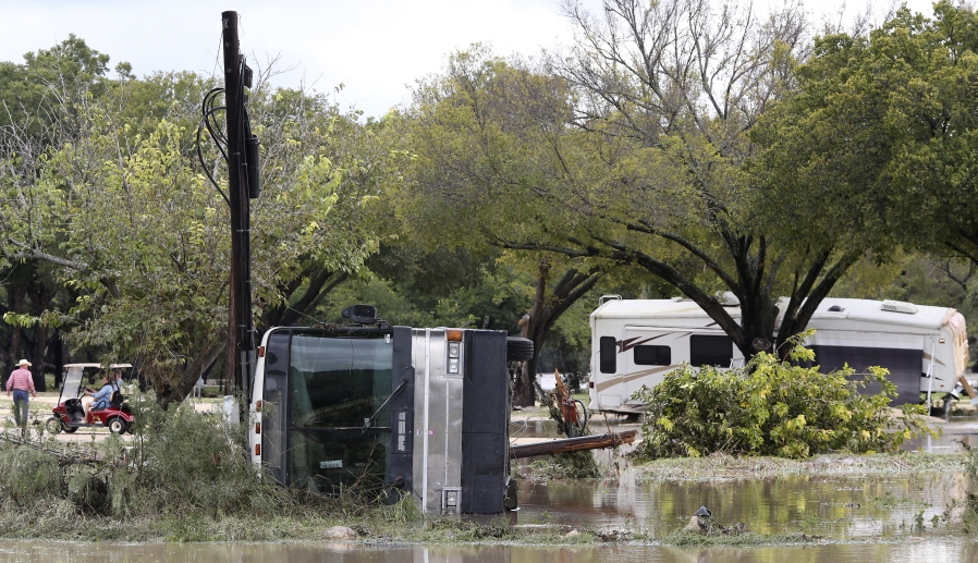 Search Resumes For 4 People Missing In West Texas Flooding The