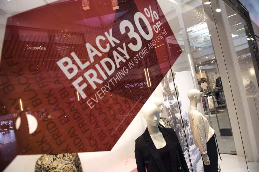Clark County Retailers Have Sunny Outlook For Black Friday
