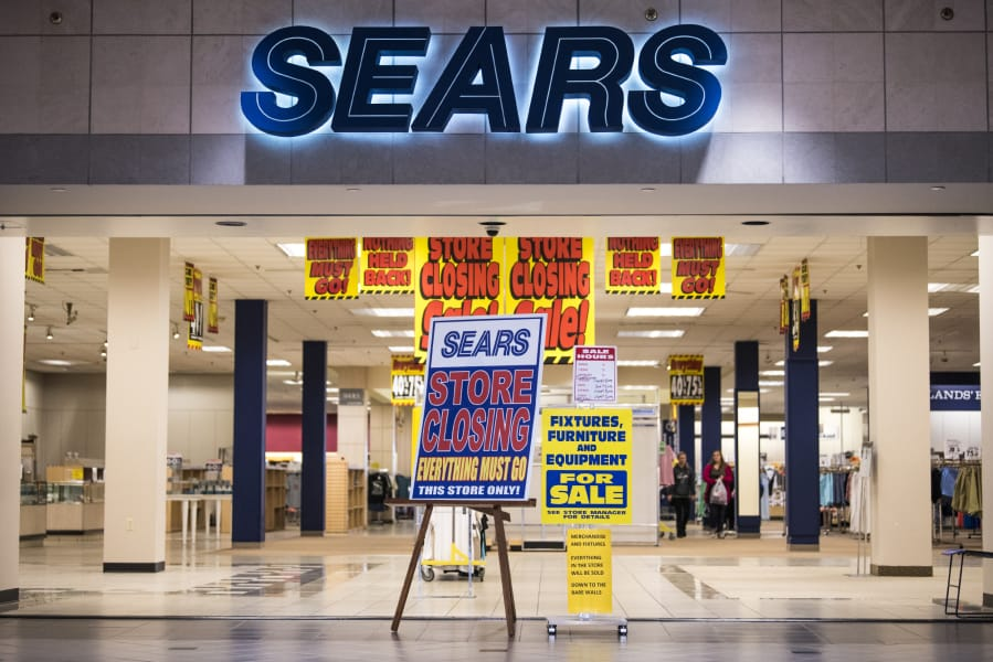 2598a38118be3 Sears announced in August the closure of 46 locations in November