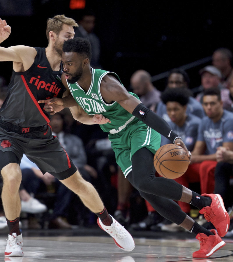 Portland Trail Blazers Layman: Blazers Beat Celtics For Fourth Straight Win