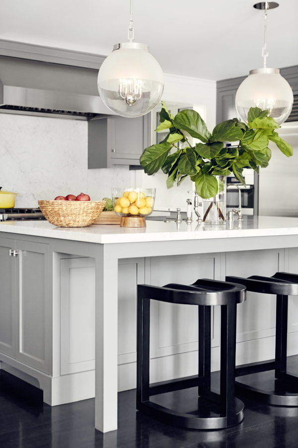 put a kitchen island to work the columbian
