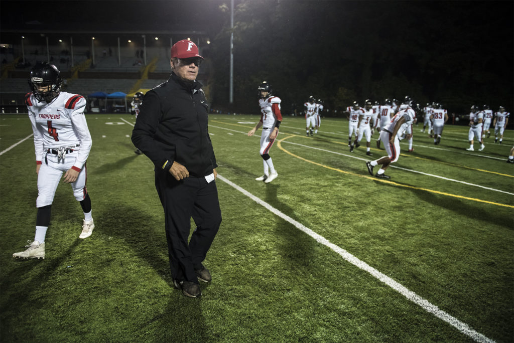 2cc8e4c31be Fort Vancouver football team will go independent for 2019 season. Trappers  ...