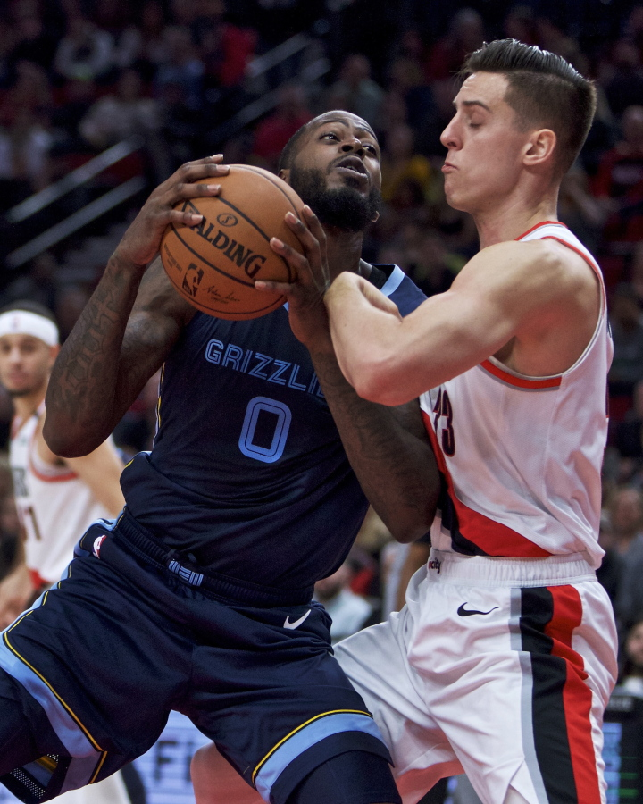 Portland Blazers Game Score: Reserves Play A Big Role In Blazers' 99-92 Triumph Over