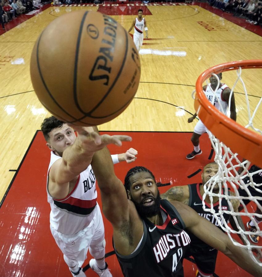 Portland Blazers Roster 2018: Rockets Snap Skid Vs. Blazers