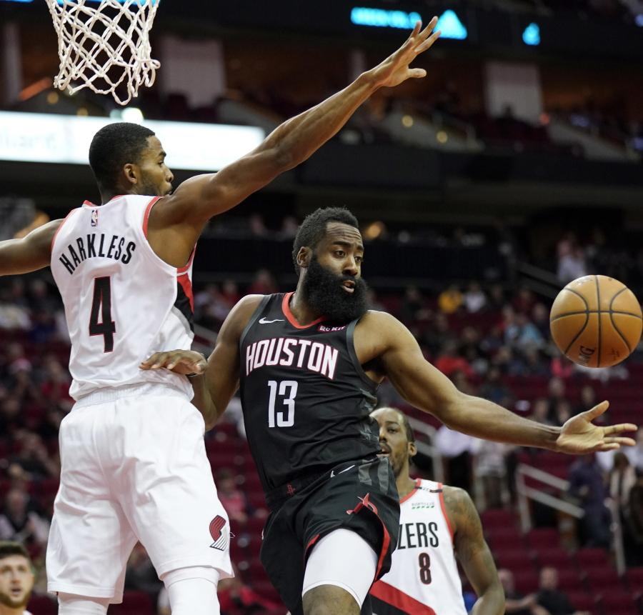 Houston Rockets Record 2018: Rockets Snap Skid Vs. Blazers