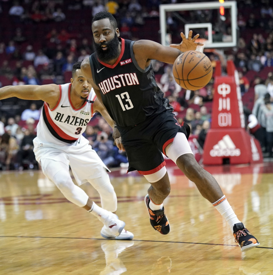 Portland Trail Blazers Basketball: Rockets Snap Skid Vs. Blazers
