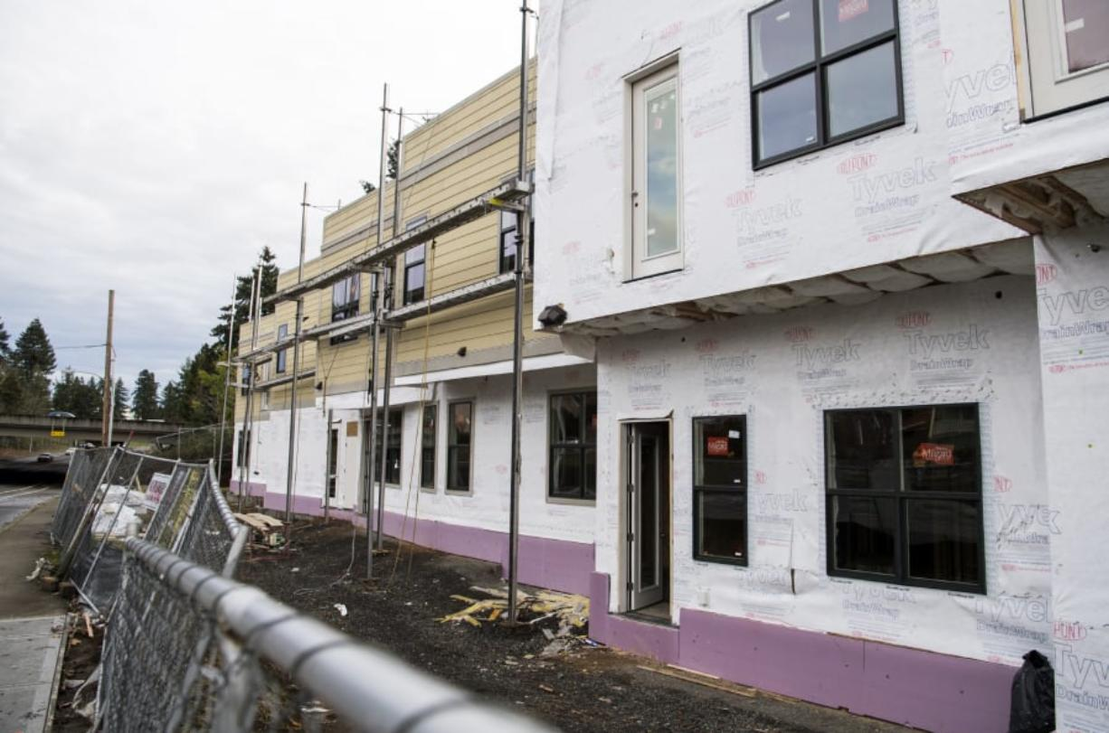 Two housing projects in Vancouver get tax break - Columbian com