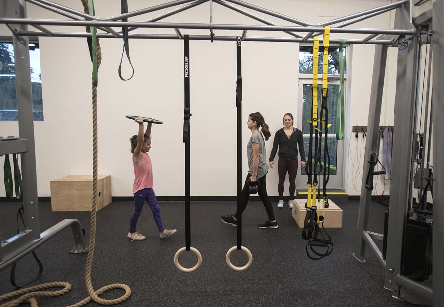 Get on up: fitness class geared toward kids 8 to 15 the columbian