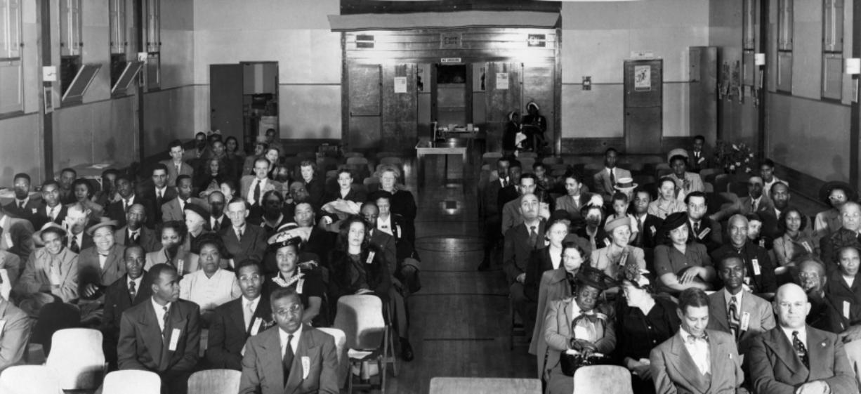The 1949 meeting of the Washington State Conference of the NAACP was held in Vancouver.