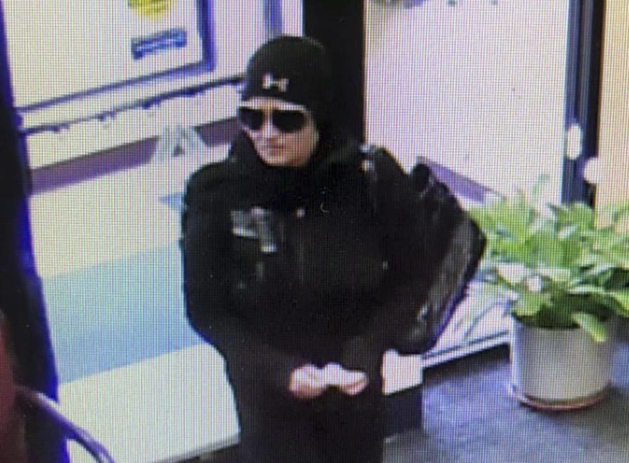 Police: Would-be bank robber gets cold feet, rips up note