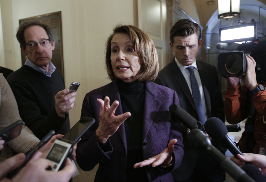 Image result for Nancy pelosi, January 18, 2019, pictures