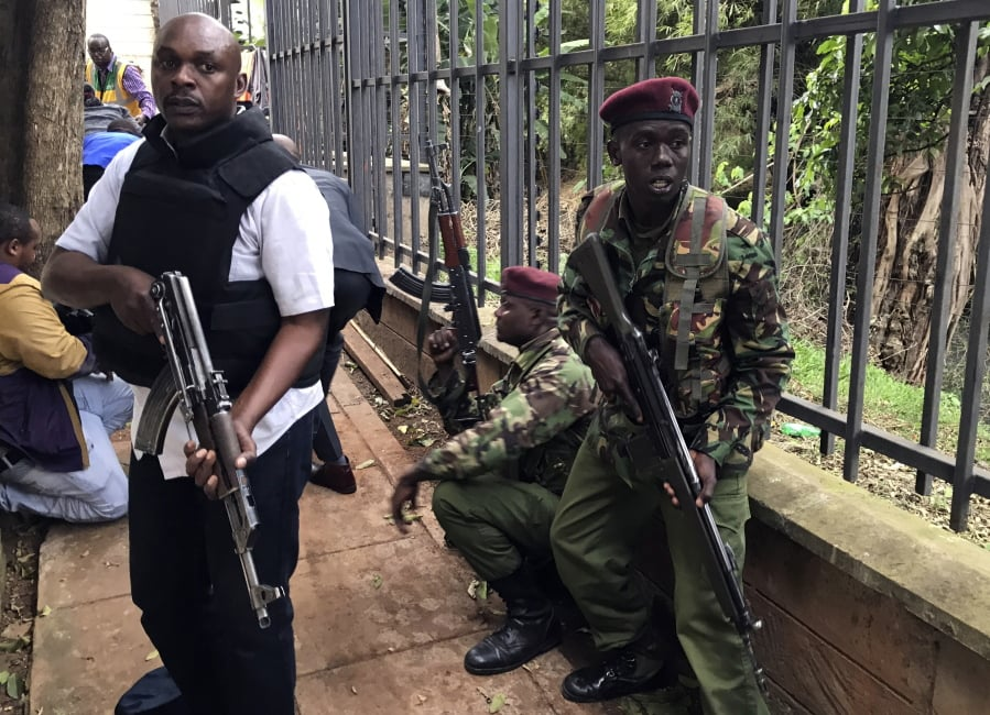 Al Shabab Extremists Claim Deadly Attack On Nairobi Hotel The