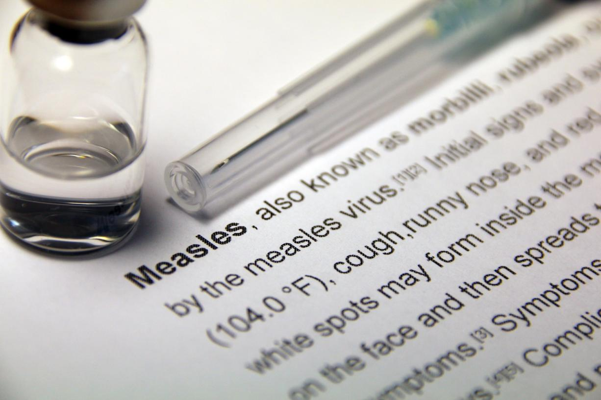Clark County up to 36 confirmed measles cases - Columbian com