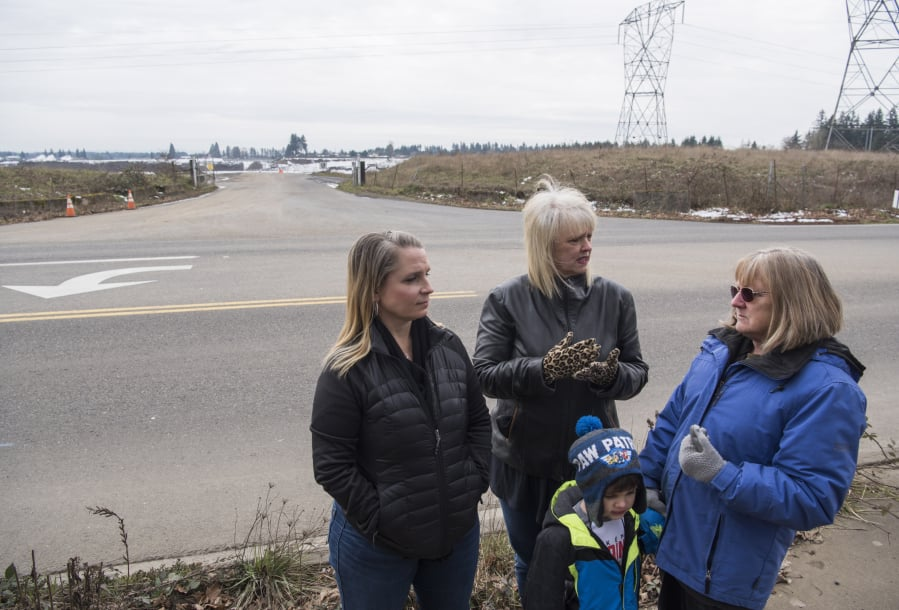 Neighbors raise concerns about proposed east Vancouver compost facility