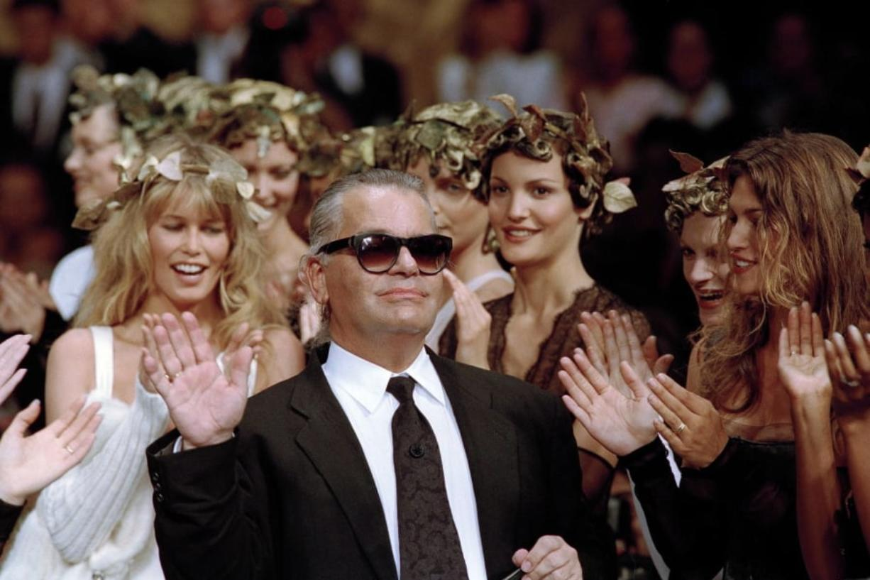 Chanel Iconic Couturier Karl Lagerfeld Has Died Columbian Com
