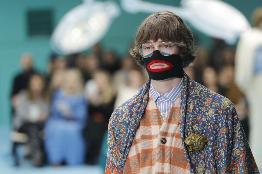 From Gucci to Prada, fashion fails evoke racist imagery   The Columbian ee5bd6bb2fa7