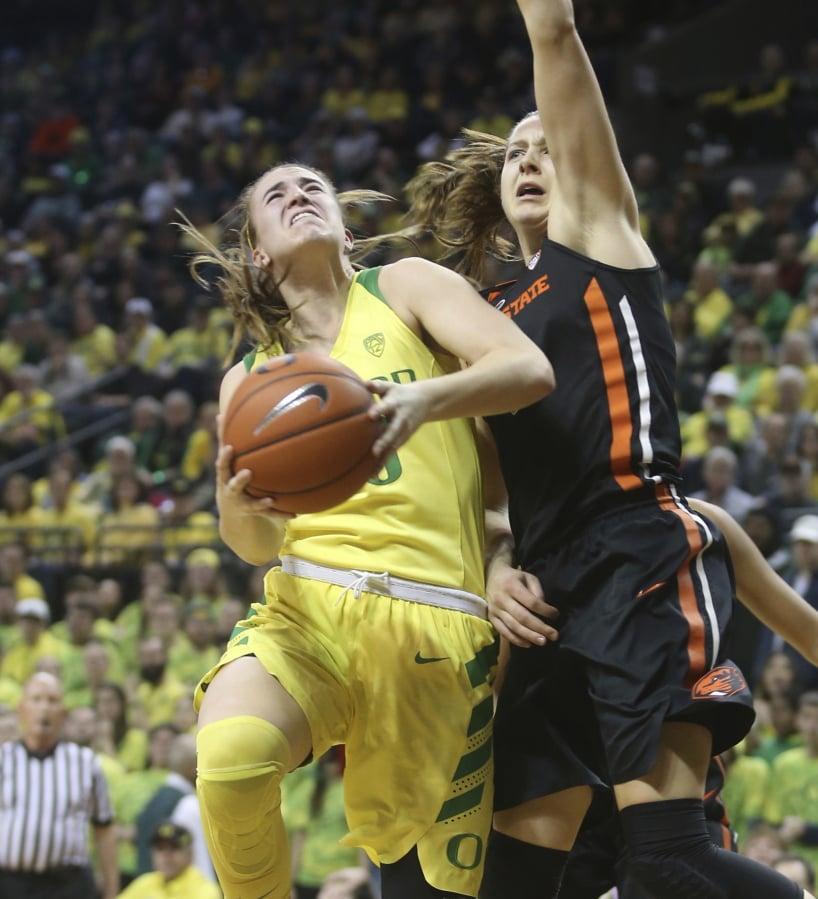 Oregon State vs. Oregon - 2/16/19 College Basketball Pick, Odds, and Prediction