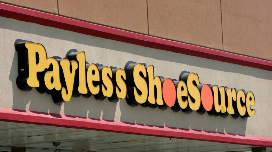 Payless ShoeSource set to close 2,300 stores