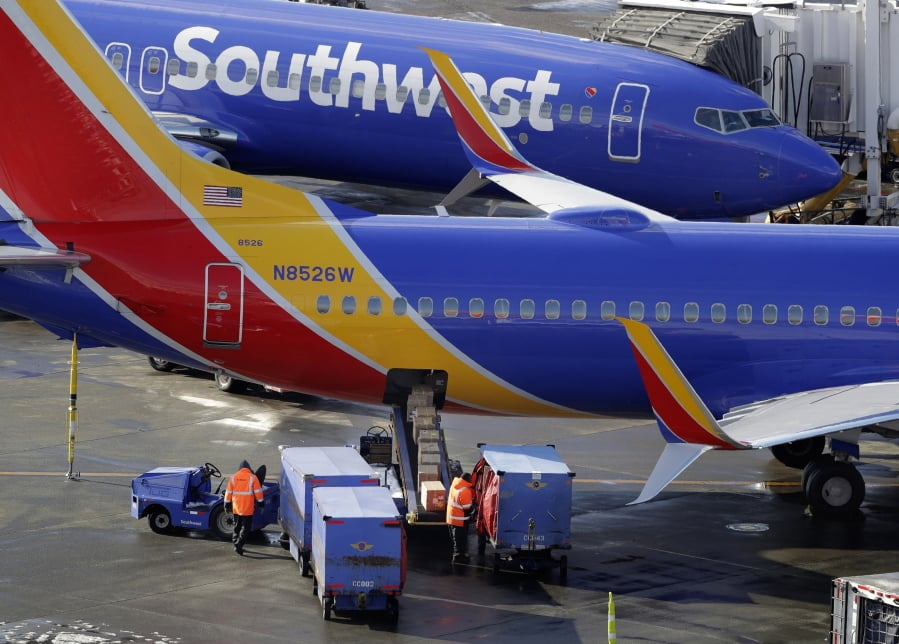 Faa Probes Southwest Calculations Of Baggage Weight On Jets The
