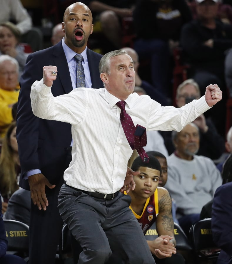 Franks scores 34, Washington State stuns Sun Devils 91-70 ...