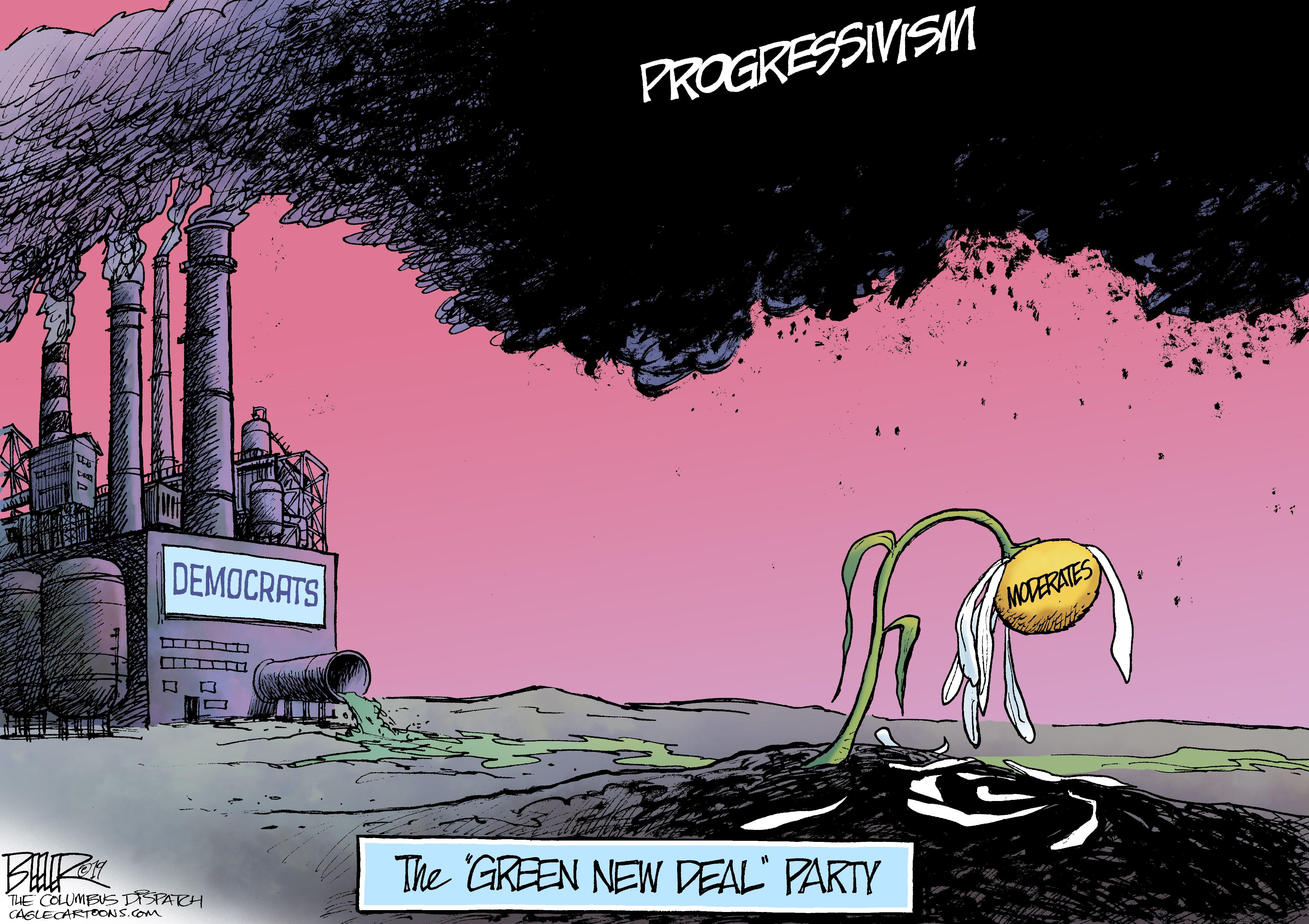 March 8: New Democrats
