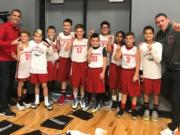 The Camas Red Team from Camas Youth Basketball has qualified for the 2019 Washington Middle School Basketball Championship in Spokane.
