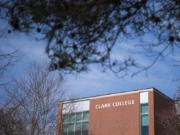 The Penguin Union Building is pictured at Clark College.