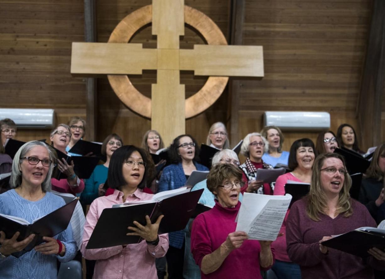 Vancouver Usa Singers Concert Taps Into Sorrow Of Mass Shootings Columbian Com