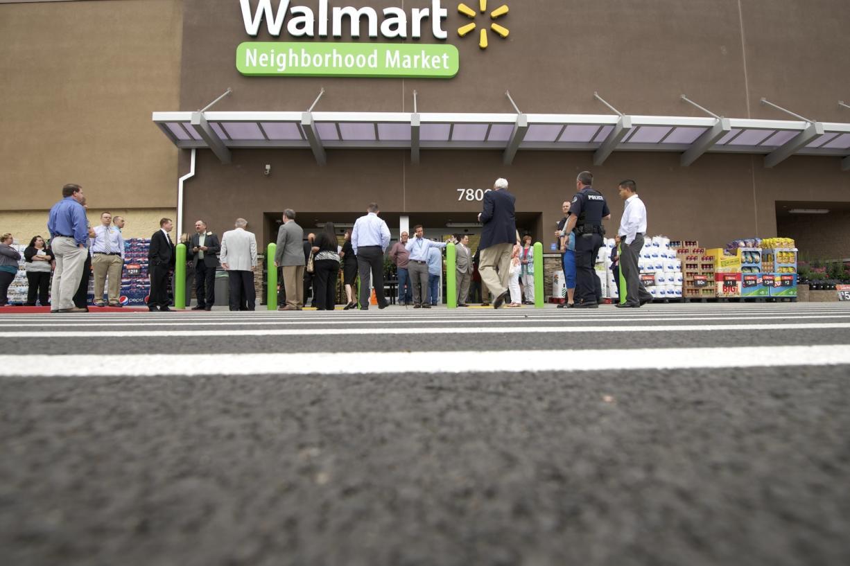 Vancouver Plaza Walmart to close April 19 - Columbian com