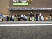 The Walmart Neighborhood Market in Vancouver PLaza opened July 17, 2013. Walmart announced Wednesday that the store will close April 19.