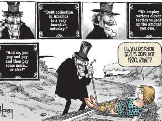Editorial Cartoons, March 24-30